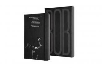 , Moleskine LE Notitieboek Bob Dylan Large (13x21 cm) Gelinieerd Collectors Edition