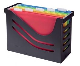 , Hangmappenbox Jalema Re-Solution + 5 hangmappen