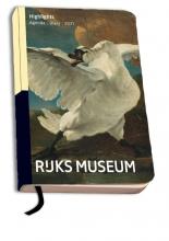 , Rijksmuseum mini agenda 2021