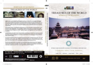 Documentaire Treasure Of The World met de mooiste historische plaatsen van CAMBODJA - NEPAL - LAOS - PAKISTAN.