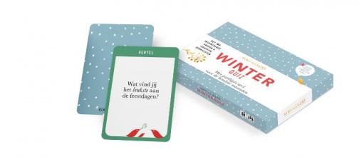 Elma van Vliet , Vertel Eens Winter Quiz