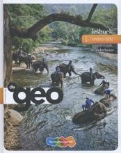 W.B. ten Brinke, Chr. de Jong, L.  Metselaar, T.G.  Peenstra De geo 1 vmbo-b(k); Aardrijkskunde voor de onderbouw Lesboek