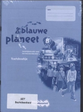 De blauwe planeet 2e druk Toetsboekje 8 (set 5 ex)