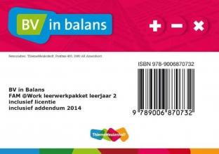 BV in Balans @work2 LW 2013