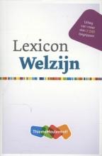 Lexicon welzijn