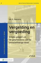 R.  Feenstra Vergelding en vergoeding