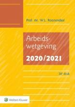 , Arbeidswetgeving 2020/2021