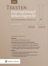 C. van Raad , Teksten Internationaal belastingrecht 2021/2022