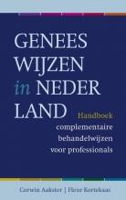 Fleur Kortekaas Corwin Aakster, Geneeswijzen in Nederland