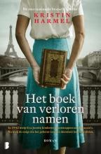 Kristin Harmel , Het boek van verloren namen