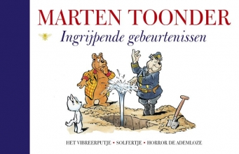 Marten Toonder , Ingrijpende gebeurtenissen