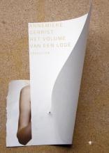Annemieke  Gerrist Het volume van een loge