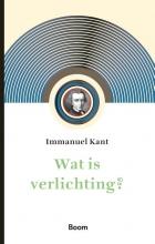 Immanuel Kant , Wat is Verlichting?