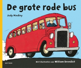 Judy  Hindley De grote rode bus