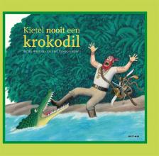 Bette  Westera Kietel nooit een krokodil