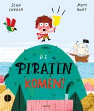 John  Condon De piraten komen!