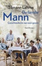 Tilmann  Lahme De familie Mann