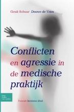 Geuk Schuur Douwe de Vries, Conflicten en agressie in de medische praktijk