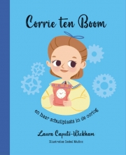 Laura Caputo-Wickham , Corrie ten Boom
