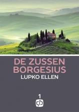 Lupko  Ellen De zussen Borgesius - grote letter uitgave