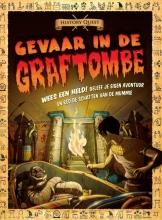 Timothy  Knapman Gevaar in de Graftombe - History Quest
