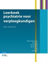 , Leerboek psychiatrie voor verpleegkundigen