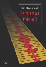 Dirk Huylebrouck , De columns van Professor Pi