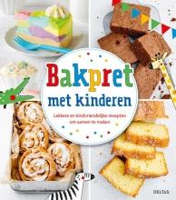 Juliette Rinner Gabriele Guetzer, Bakpret met kinderen