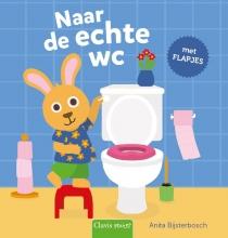 Anita Bijsterbosch , Naar de echte wc