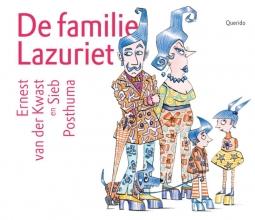 Kwast, Ernest van der De familie Lazuriet