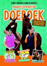 Britt Dekker, Esra de Ruiter, Joke Reijnders Het PaardenpraatTV doeboek