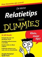 Angèle  Nederlof, Sjaak  Vane De kleine relatietips voor Dummies
