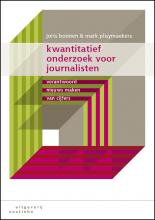 Mark Pluymaekers Joris Boonen, Kwantitatief onderzoek voor journalisten