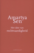 Amartya Sen , Het idee van rechtvaardigheid