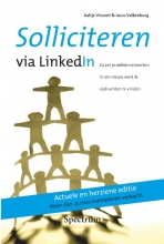 Jacco Valkenburg Aaltje Vincent, Solliciteren via LinkedIn