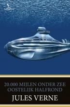 Jules  Verne 20.000 mijlen onder zee – oostelijk halfrond