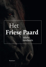 Jorieke  Savelkouls Het Friese paard