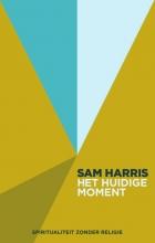 Sam Harris , Het huidige moment