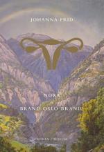 Johanna Frid , Nora, of brand Oslo brand!