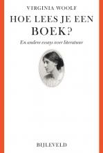 Virginia  Woolf Hoe lees je een boek
