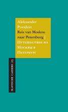 Aleksander  Poesjkin Reis van Moskou naar Petersburg