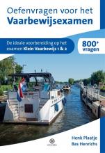 Henk Plaatje Bas Henrichs, Oefenvragen voor het Vaarbewijsexamen