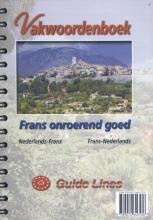 P.L.  Gillissen Vakwoordenboek Frans onroerend goed