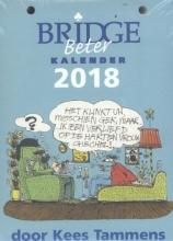 Kees  Tammens Bridge beter kalender  2018