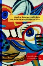 A. Agnes  Sneller Inleiding literatuurgeschiedenis voor de internationale neerlandistiek