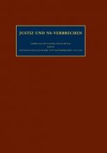 , Justiz und NS-Verbrechen Band 06
