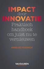 Annelies Huisingh , Impact door Innovatie