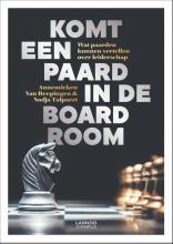 Nadja Talpaert Annemieken Van Reepingen, Komt een paard in de boardroom