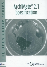 The Open Group , ArchiMate 2.1 Specification