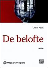 Chaim  Potok De belofte - grote letter uitgave